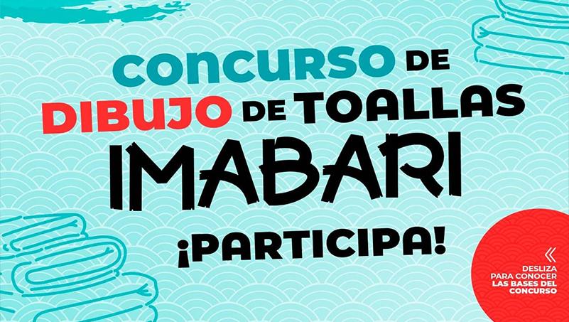 Concurso de dibujo de Toallas Imabari