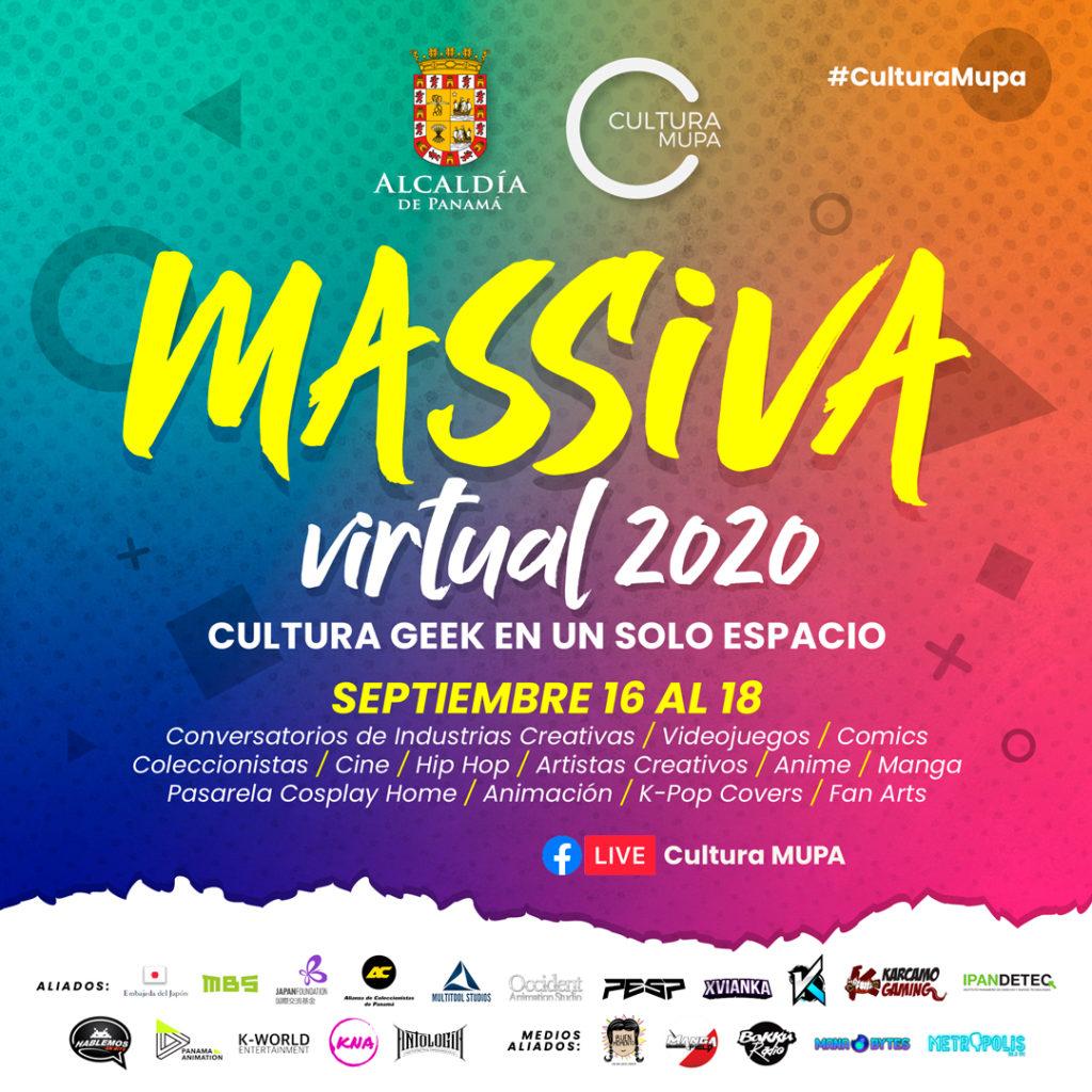 Massiva Virtual 2020