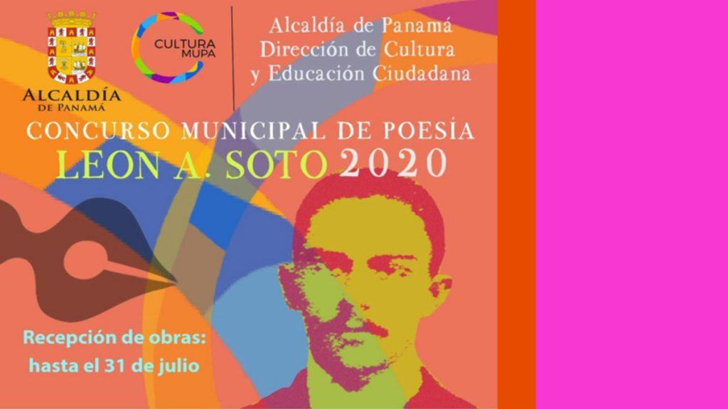 Concurso Municipal de Poesía León A. Soto 2020