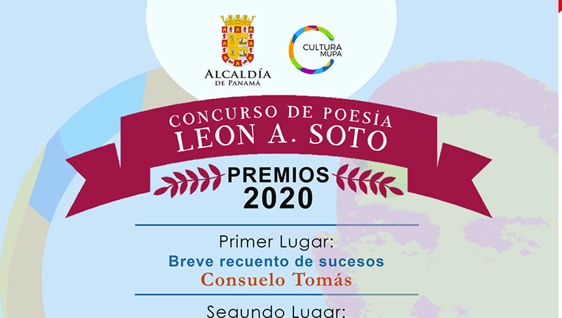 """Conoce los Resultados del Fallo del Concurso Municipal de Poesía """"León A. Soto"""" 2020"""